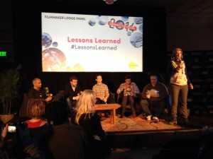 Lessons Learned Panel with Joe-Gordon Levitt
