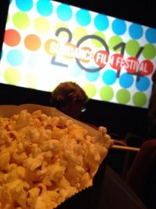 Popcorn at Sundance