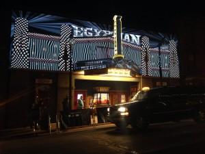 Egyptian at Night