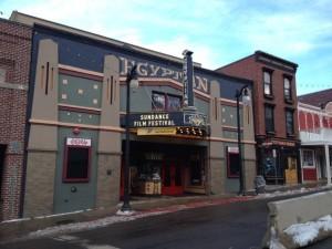 The Egyptian Theatre Main Street Park City