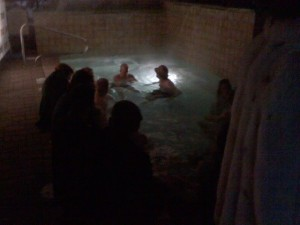 Slamdance Hot Tub Summit