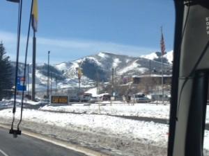 SLC Mountains