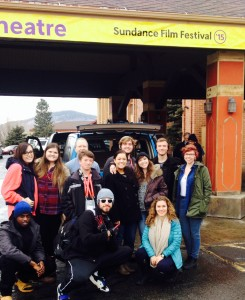 Class Photo Sundance 2015