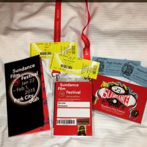 Sundance Pass and Slamdance Tickets